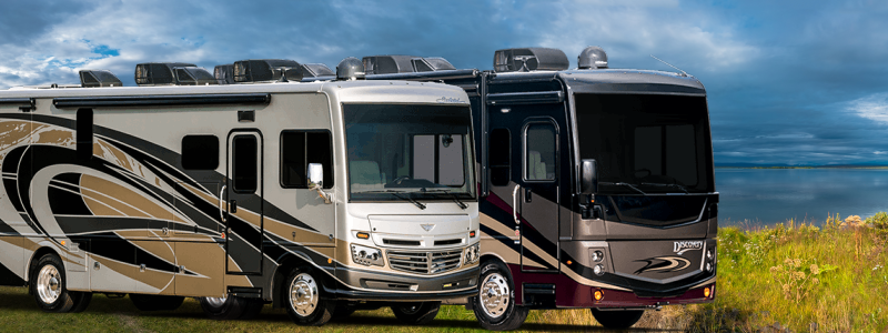 Fleetwood RV | Discovery and Southwind Motorhomes