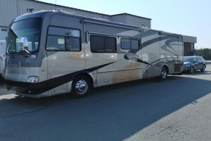 Used 2005 TIFFIN Allegro 38 DP Class A Motorhome
