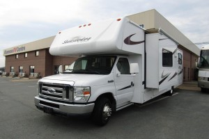 Used 2010 Forest River SUNSEEKER 3170 DS Class C Motorhome