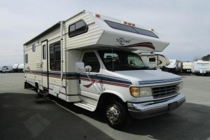 Used 1995 Glendale Royal Classic 27 D Class C Motorhome