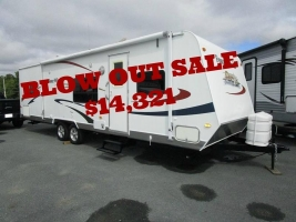 Used 2008 Dutchmen Dutchmen 29 JGS Travel Trailer