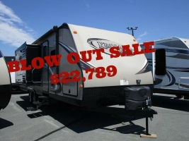 Used 2013 Dutchmen Kodiak Cub 279 RBSL Travel Trailer