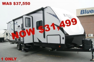 New 2018 Dutchmen Kodiak Ultra Lite 233RBSL Travel Trailer