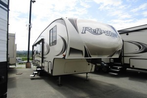 New 2020 Grand Design Reflection 150 Series 273MK Fifth Wheel Trailer