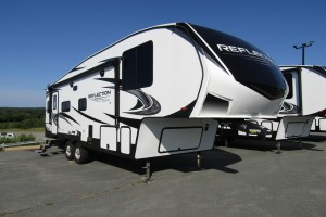 New 2022 Grand Design Reflection 150 Series 260RD Fifth Wheel Trailer