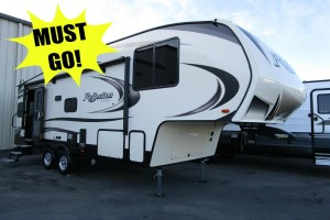 New 2019 Grand Design Reflection 150 Series 230RL Fifth Wheel Trailer