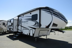 New 2020 Grand Design Reflection Fifth Wheels 29RS Fifth Wheel Trailer
