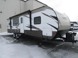Used 2018 Forest River Wildwood 27RKSS Travel Trailer