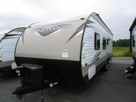 New 2019 Forest River Wildwood X-Lite 261BHXL Travel Trailer