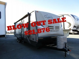 Used 2013 Forever Green Forever Green 29 KIS Travel Trailer