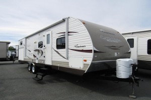 Used 2012 Coachmen CATALINA 30BHS Travel Trailer