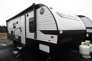 New 2020 Coachmen Clipper 7ft 6in 21RBSS Travel Trailer
