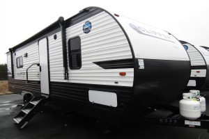 New 2020 Coachmen Clipper Ultra-Lite 24RBS Travel Trailer