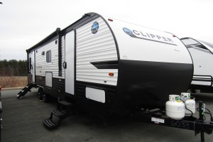 New 2020 Coachmen Clipper Ultra-Lite 262BHS Travel Trailer