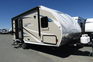 Used 2018 Coachmen FREEDOM EXPRESS 19RKS Travel Trailer