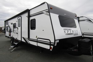 New 2021 Coachmen Northern Spirit 2549BHX Travel Trailer