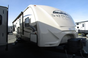 Used 2015 Cross Roads SUNSET TRAIL 30 RE Travel Trailer