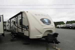 Used 2014 Cross Roads SUNSET TRAIL 29SS Travel Trailer