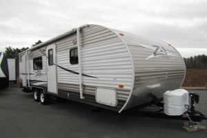 Used 2013 Cross Roads Z-1 251BH Travel Trailer