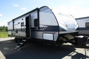 New 2021 CrossRoads RV Zinger ZR290KB Travel Trailer