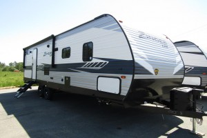 New 2021 CrossRoads RV Zinger ZR280BH Travel Trailer