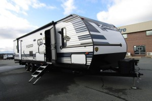 New 2021 CrossRoads RV Zinger ZR320FB Travel Trailer
