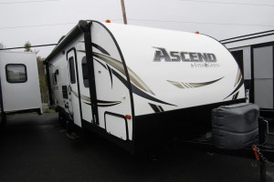 Used 2015 Evergreen Ascend A231RLS Travel Trailer