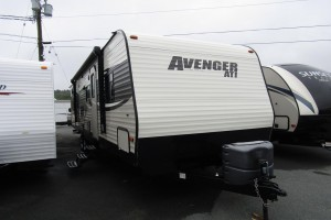 Used 2016 Forest River AVENGER 27DBS Travel Trailer