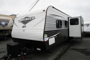 Used 2018 Forest River AVENGER 21RBS Travel Trailer
