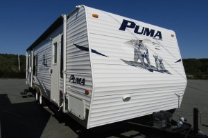 Used 2008 Forest River Puma 25RS Travel Trailer