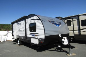 Used 2018 Forest River SALEM 200RK Travel Trailer