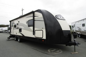 Used 2016 Forest River VIBE 221 RB Travel Trailer