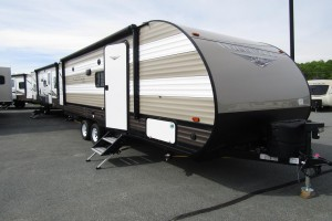 New 2019 Forest River Wildwood X-Lite 230BHXL Travel Trailer