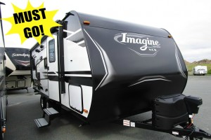 New 2019 Grand Design Imagine XLS 19RLE Travel Trailer