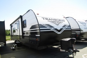 New 2021 Grand Design Transcend XPLOR 247BH Travel Trailer