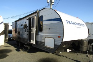Used 2019 Gulfstream Trail Master 257 RB Travel Trailer