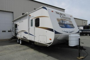 Used 2011 Heartland North Country Lakeside 261 RLS Travel Trailer