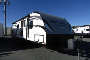 Used 2016 Heartland North Trail 22 FBS Travel Trailer