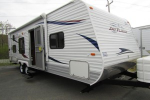Used 2011 Jayco Jay Flight 26BH Travel Trailer