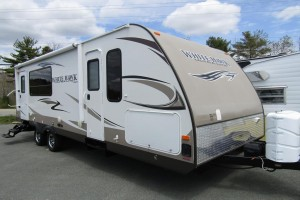 Used 2013 Jayco White Hawk 26 SRK Travel Trailer