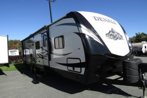 Used 2016 KEYSTONE Denali 2611 BH Travel Trailer