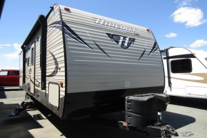 Used 2017 KEYSTONE HIDEOUT 242 LHS Travel Trailer