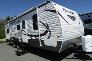 Used 2013 KEYSTONE HIDEOUT 268LHS Travel Trailer