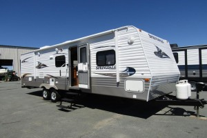 Used 2011 KEYSTONE SPRINGDALE 276 RBSSR Travel Trailer