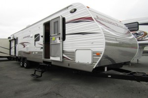 Used 2014 Starcraft Autumn Ridge 329 BHU Travel Trailer
