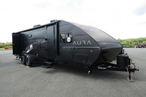 New 2019 Travel Lite Aura 31BHK Travel Trailer