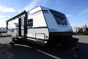 Used 2019 VENTURE RV SPORT TREK 271VMB Travel Trailer
