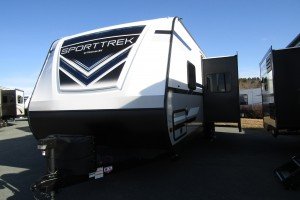 New 2020 Venture Sport Trek 281VBH Travel Trailer