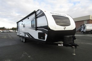 New 2021 Venture Stratus SR261VRL Travel Trailer