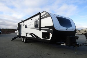 New 2021 Venture Stratus 261VRL Travel Trailer